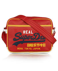 alumni bag mens mash up mini alumni bag in superdry