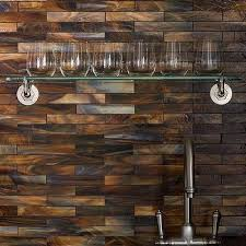 copper backsplash tiles for kitchen awesome copper backsplash tiles intended for shimmery design ideas