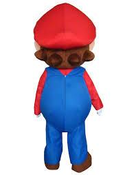 2017 super mario mascot costume festive party louis mascot