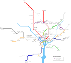 washington dc trolley map urbanrail net america usa washington d c metrorail
