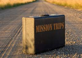 why going on a mission trip is nothing to be proud of