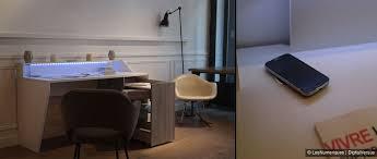 bureau camif la camif se lance dans le mobilier connecté avec un bureau