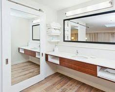 68 Inch Bathroom Vanity by Hampton Inn And Suite Bathroom Vanity Features 2cm White Quartz
