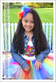back to styles for your curly daughter natural hair styles