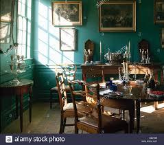 Mount Vernon Virginia USA Home Of George Washington Family - Mount vernon dining room