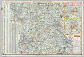missouri hwy map missouri map