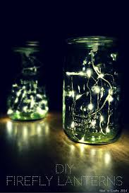Diy Lantern Lights Firefly Jar Lights Mad In Crafts