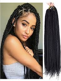 braided extensions 30strands pack synthetic hair extensions crochet braids high