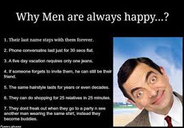Memes About Men - haha why men are always happy meme lol