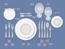 table setting here s what a super elaborate table setting looks like kitchn