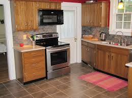 Used Oak Kitchen Cabinets Furniture Cozy Lowes Countertop With Lenova Sinks And Cenwood