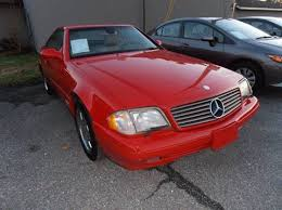 mercedes sl class for sale mercedes sl class for sale in maryland carsforsale com