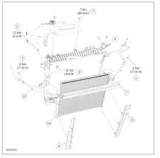 radiator for 2007 ford explorer i need complete detailed front diagram for ford explorer