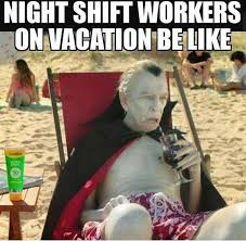 Third Shift Meme - meme yikes third shift fix yourself protectandserve