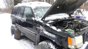jeep grand cherokee lifted lifted 95 grand cherokee youtube