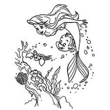 kingtriton triton thelittlemermaid disney coloring pages