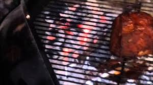 beef roast smoked and grilled youtube