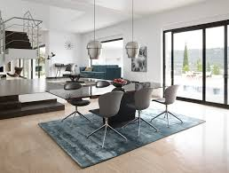 Boconcept Rugs Monza Table With Supplementary Tabletops By Boconcept Dine