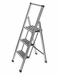 door oak narrow ladder bookshelf shelf free delivery offer the