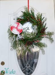 peppermint garland decorations tikkido
