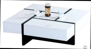Table Basse Teck Alinea by Table Basse Avec Bar Cheap Mobilier Tables Basses Table Basse