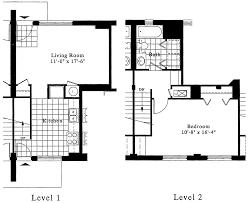 Historic Floor Plans Historic Rental Initiative Public Housing In Houston Tx