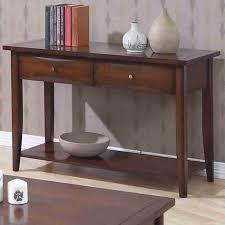 Walnut Sofa Table by Sofa Table With Storage Home U0026 Interior Design