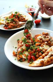 potato recipes for thanksgiving dinner mediterranean baked sweet potatoes minimalist baker recipes