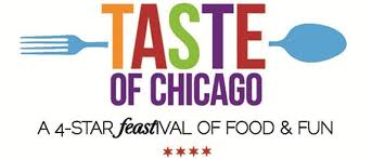 taste of chicago map taste of chicago 2016 illinois restaurant association