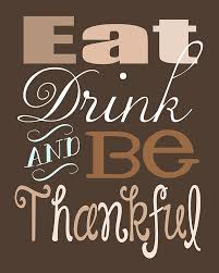 free printables words to live by thanksgiving