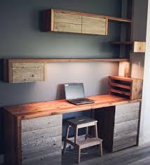 bureau bois de table en bois de grange exterior la grange boisdecn nr with
