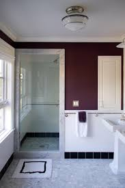 Gray And Purple Bathroom by 10 Perfect Hues For Tiny Bathrooms That Aren U0027t White Hgtv U0027s