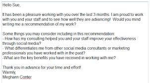 sample recommendation letter colleague linkedin cover letter