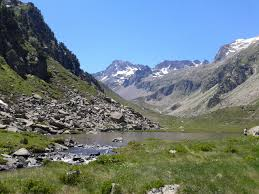 Pyrenees Mountains Map Campsite France Hiking Pyrenees Camping Airotel Pyrenees