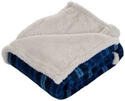 lavish home throw blanket fleece sherpa hearts