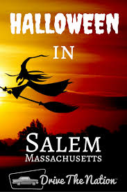 haunted halloween events in salem massachusetts drive the nation