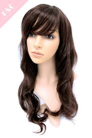 how to curl loose curls on a side ethnic hair princess loose curl wig with side bangs