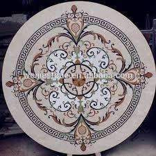 pattern marble waterjet flooring modern marble flooring design