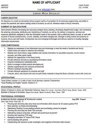 resume for librarian tomu co