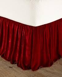 red velvet bedding neiman marcus