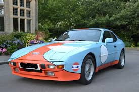 porsche 944 racecarsdirect com porsche 944 2 5 in gulf racing colours