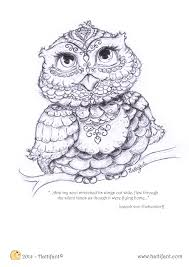 being up with the owls hattifant coloring pages pinterest