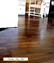 Wood Flooring Varnish It U0027s Only A Paper Floor But You U0027d Believe It U0027s Real Wood Planks