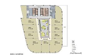 Retail Floor Plans by Office Park Commercial And Retail Spaces For Rent Located In