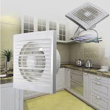 ventilation extractor exhaust fan blower window wall kitchen