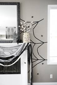 Washi Tape Wall Designs by Halloween Diy Create A Giant Washi Tape Spiderweb Pink