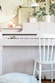 painted piano soft pink update nesting with grace