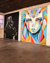 mural archives the chef his wife and their perthfect life an open garage next to tiger tiger coffee is a make shift gallery with murals adorning every inch of wall space i even found one by my favourite wa artist