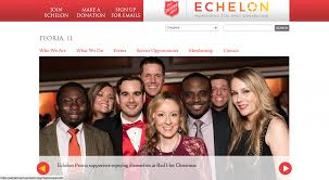 the salvation army echelon managing multiple chapters within one