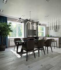 Hanging Light Fixtures For Dining Rooms Dining Room Designs Dining Room Pendant Lights 40 Beautiful